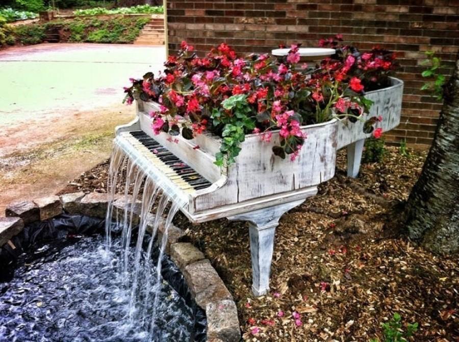 Мой старый усталый рояль