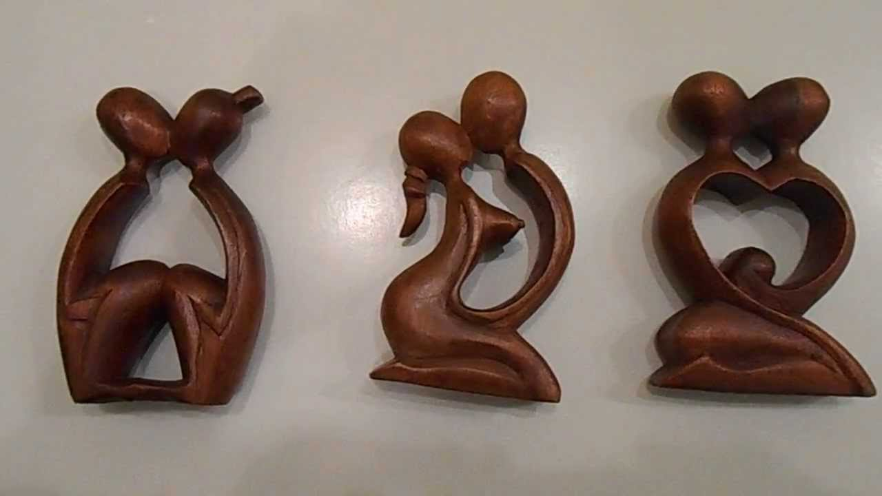 статуэтки ручной работы