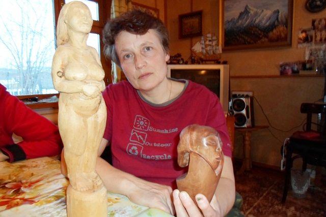 Татьяна Боева из Камчатки
