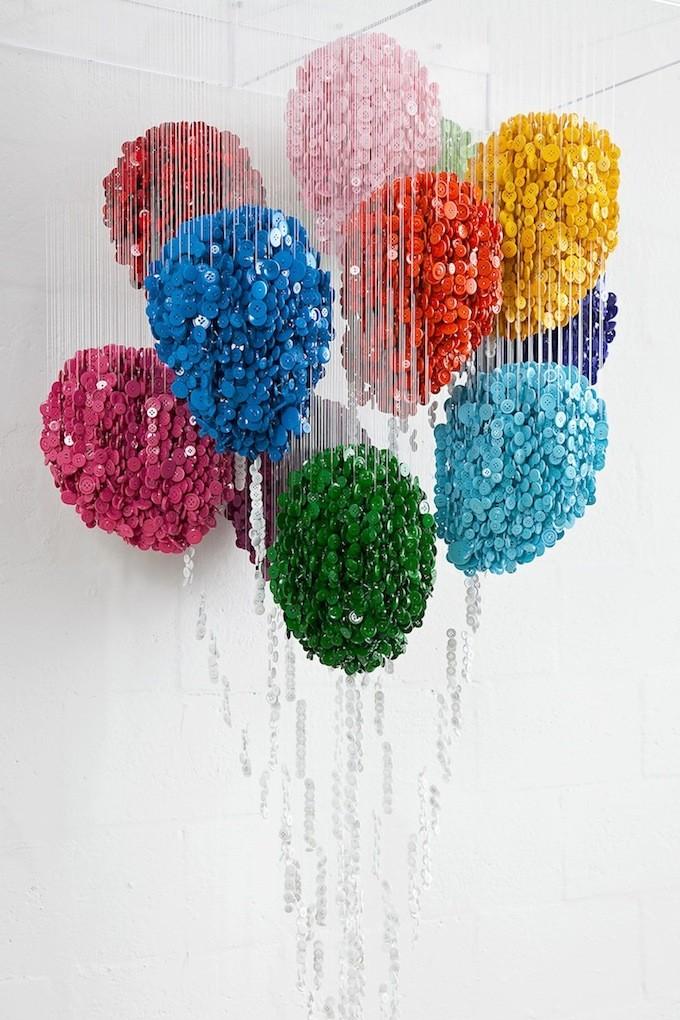 Связка воздушных шаров