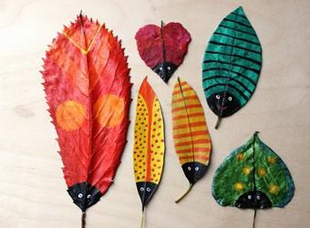 Поделки из природных материалов для детей и взрослых