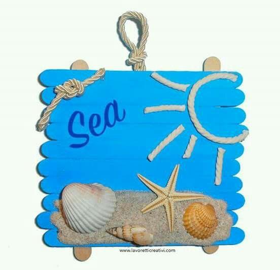 Морская миниатюра