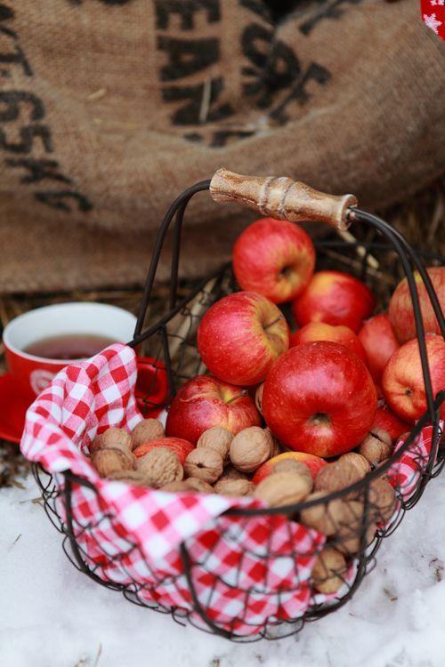 Декор для дома осенью
