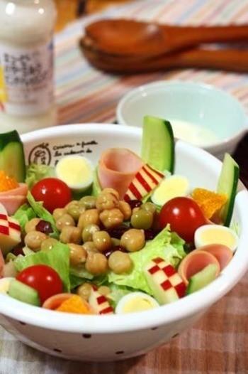 эффектный салат