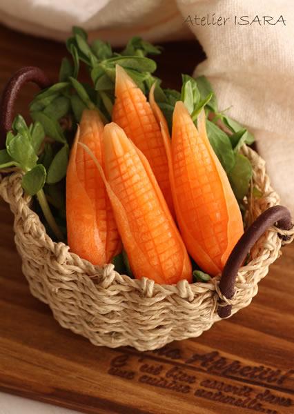 Карвинг на моркови