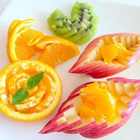 фруктовые лепестки