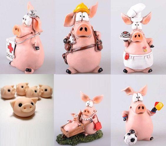 Смешные свинки 2019