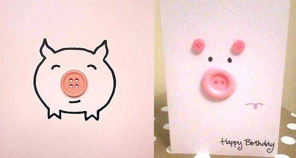 еще свинки-пуговки
