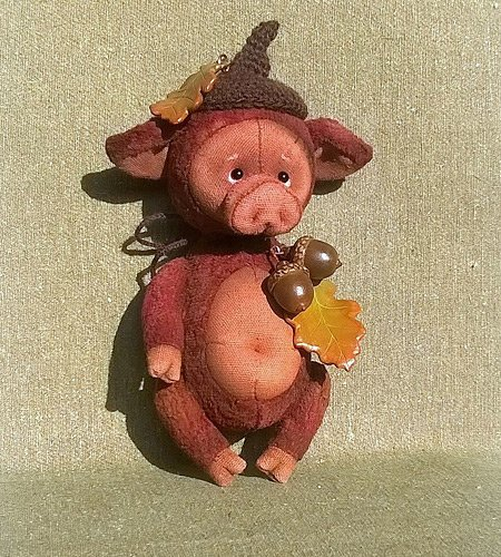 свинка-сатир