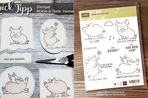 штампы для открыток