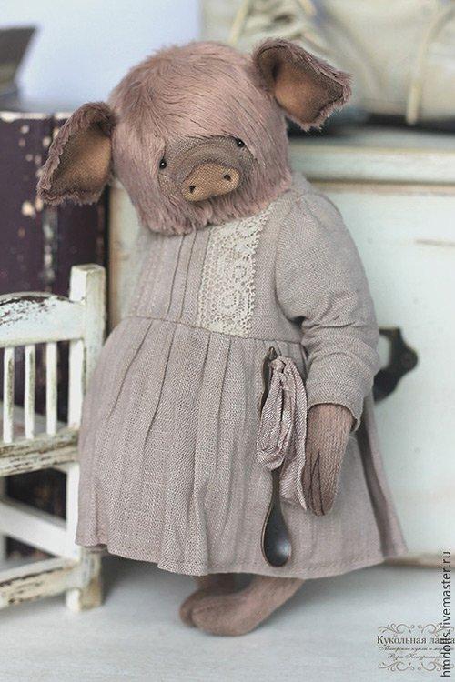 Свинья Жанетта