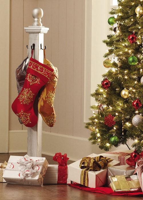 Держатель для рождественских носков