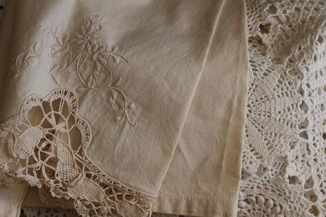 винтажная ткань