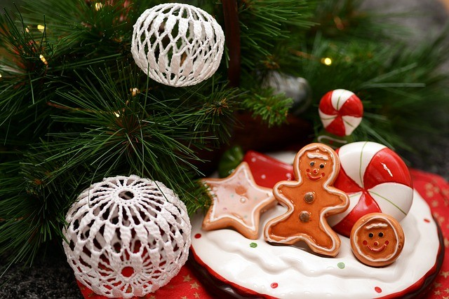 рождественский натюроморт