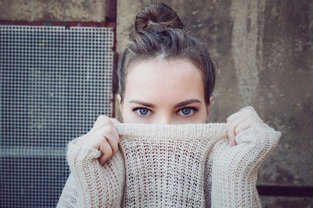 фото теплого свитера