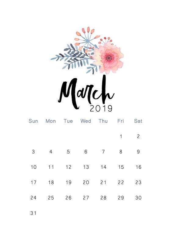 календарик подарок на 8 марта