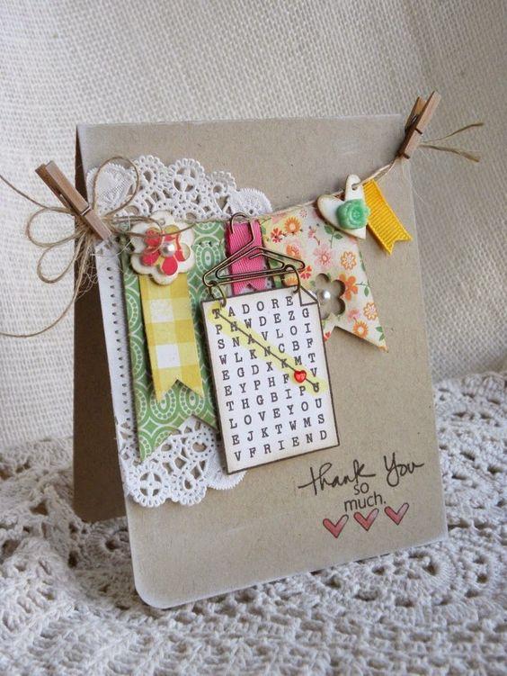 открытка-календарь