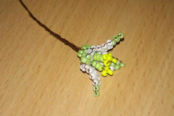 Цветок подснежника