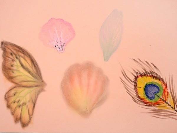Примеры окрашивания фоама
