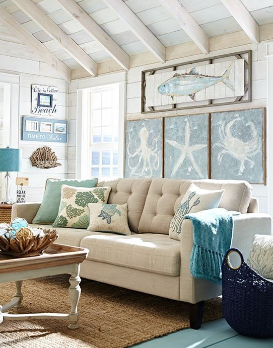 coastalhome мебель в интерьере