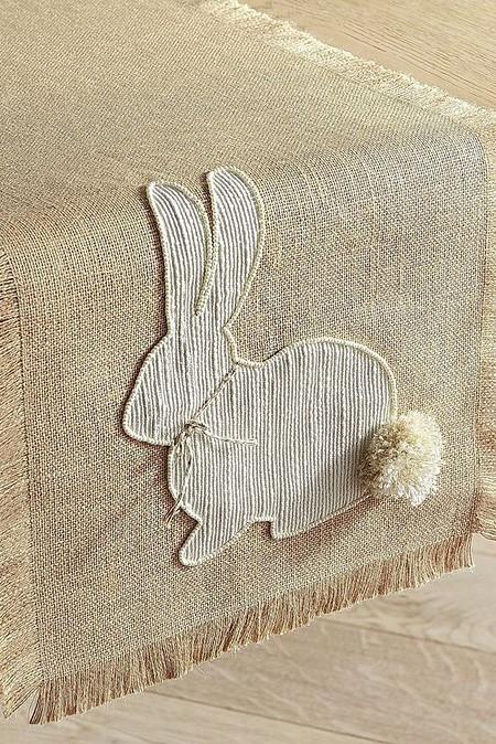 пасхальный декор дорожка на стол