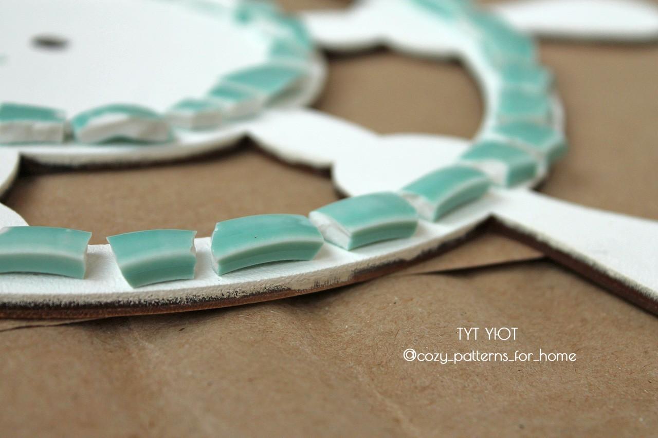 Мозаика из керамики