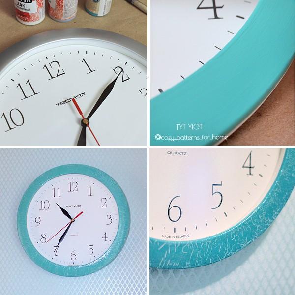 Часы своими руками в морском стиле