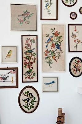 Картины и постеры с птицами