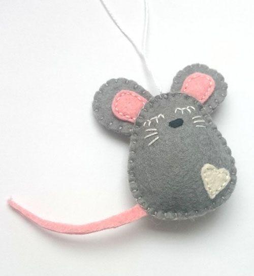 игрушка-мышка