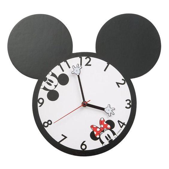 Часы на картонной основе