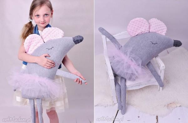 Гигантская мышь-балерина