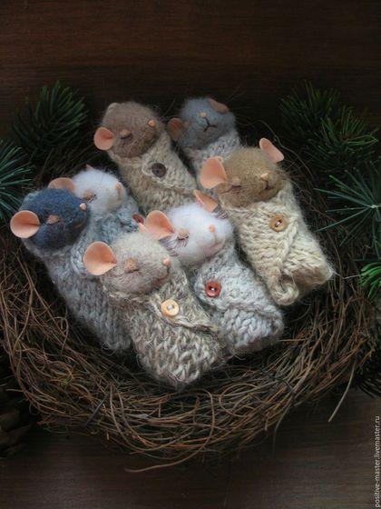 мышиное гнездо