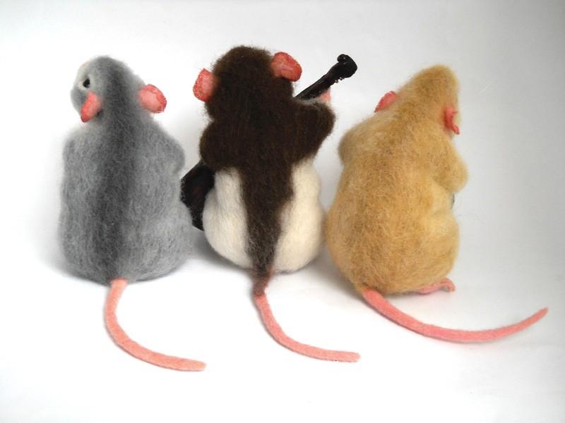 вяленые мышки