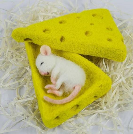 валяный сыр