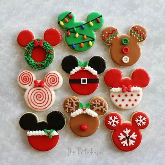 рождественские мышки