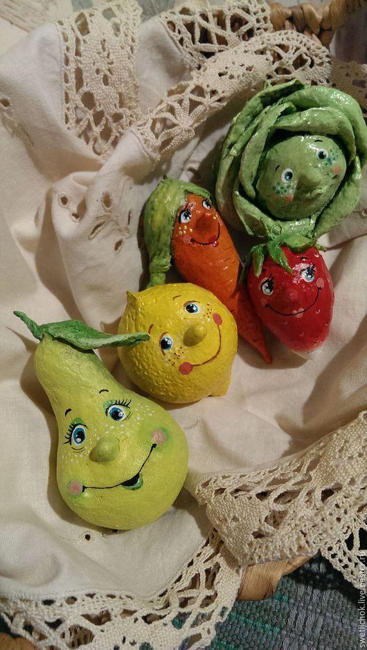 Семейка фруктов и овощей